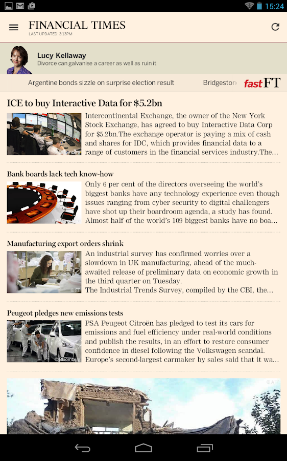 Financial Times Screenshot 16