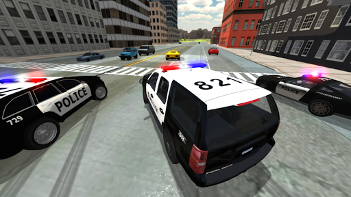 Cop Car Police Chase Driving For PC