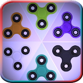 Fidget Spinner Advance APK for Bluestacks