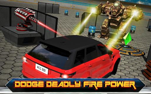 Car Vs. Robots Demolition 2016 - screenshot