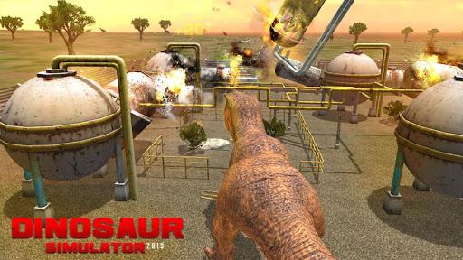 Dinosaur Simulator 2019 For PC
