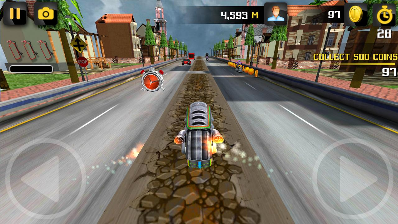 Turbo Racer - Bike Racing Screenshot 13