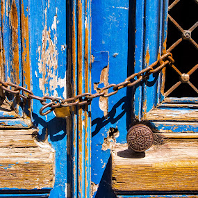 Locked by Vassilios Zacharitsev - Artistic Objects Other Objects