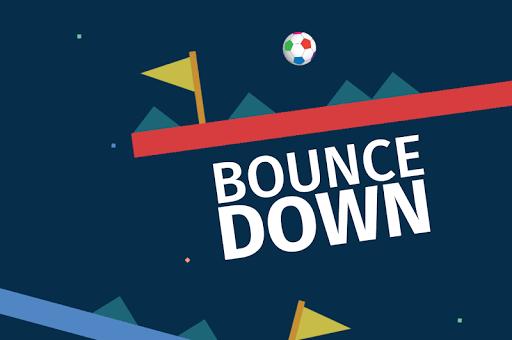 Bounce Down screenshot 1