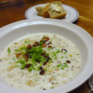 Gluten Free Clam Chowder Recipes