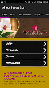 Ainnor Beauty Spa - screenshot