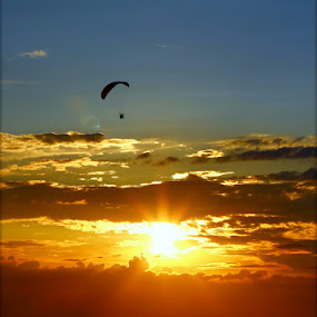 by Alh Agung - Landscapes Sunsets & Sunrises
