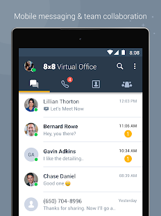 8x8 Virtual Office Apps On Google Play