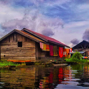 Kp. Terapung by Ad Har - Instagram & Mobile Other