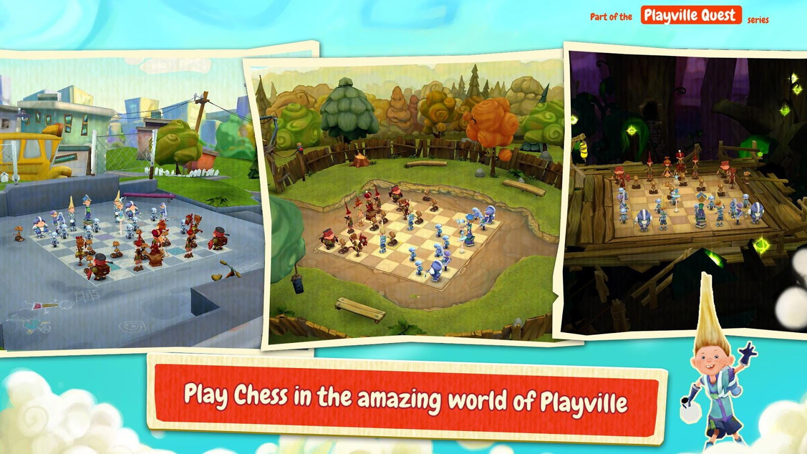 Тoon Clash Chess Screenshot 3