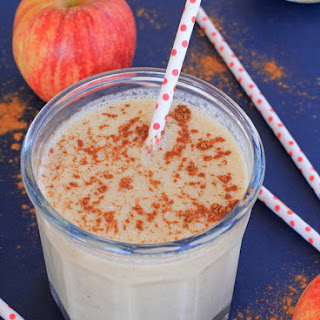 Fresh Apple Pie Smoothie