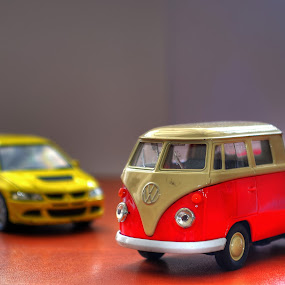 Cars by Ahmet Çamaltı - Artistic Objects Toys