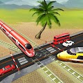 Game Euro Train Driving Games APK for Kindle