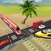 Euro Train Driving Games