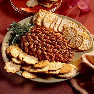 Pinecone Cheese Ball Recipes