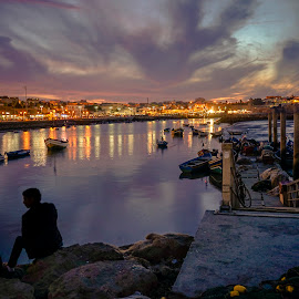 Rabat by Haddouchi Tarik - City,  Street & Park  Street Scenes ( rabat, sunset, morocco, maroc, city )