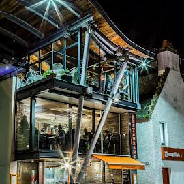 The Kitchen Restaurant, Inverness . by Gordon Bain - Buildings & Architecture Architectural Detail ( the kitchen inverness, stunning building . )
