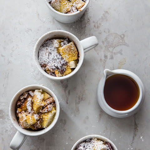 French Toast in a Mug
