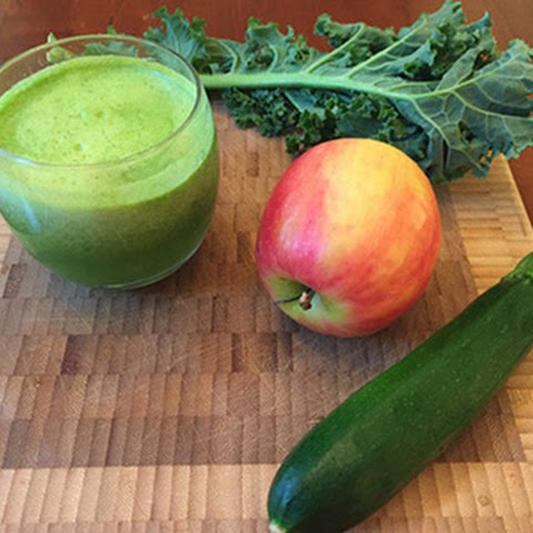 An Energizing Green Juice
