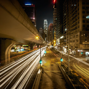 Highway run by Giovanni MIrabueno - City,  Street & Park  Street Scenes
