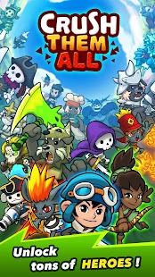 Game Crush Them All APK for Kindle