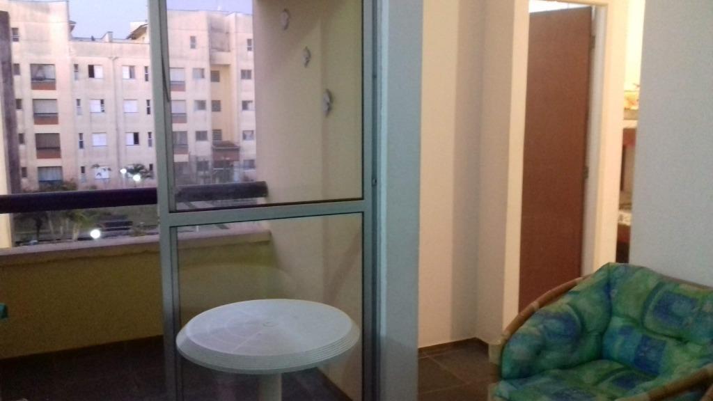 Apto de 1 dormitório para locação definitiva - Cibratel I - Itanhaém