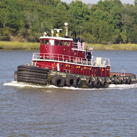 by Michael Hoover - Transportation Boats