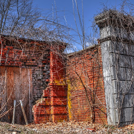 by Mike Roth - Buildings & Architecture Decaying & Abandoned