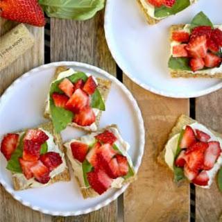 Strawberries Mascarpone Cheese Recipes