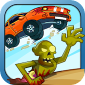 Game Zombie Road Trip APK for Kindle