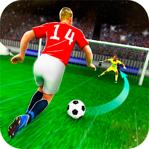 Join the Manchester Devils Soccer team and play our Football Goal Shooting game! APK Icon