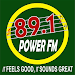 Power 89.1 FM Icon