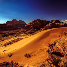 by Jim Cunningham - Landscapes Deserts