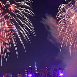 Freedom Celebration by Rob Kovacs - Public Holidays July 4th (  )