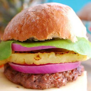 Healthy Teriyaki Burger With Pineapple Recipes