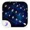 Emoji Keyboard - Night Sky Lg 1.3 Apk