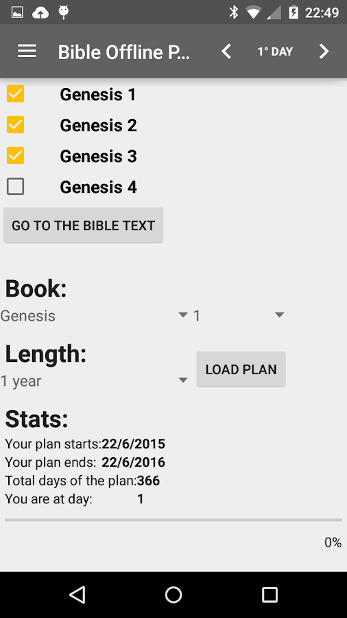 Bible Offline PRO Screenshot 6
