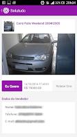 Screenshot of Solutudo