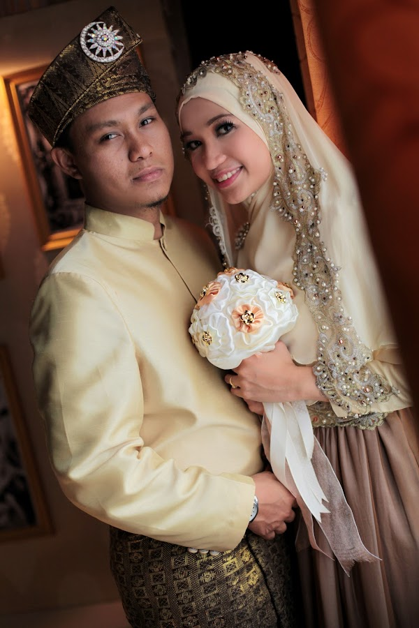 Malay Wedding by Farid  Awang - People Couples ( malay; wedding; )