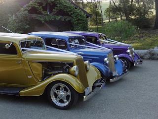 vintage gold sedan Melbourne