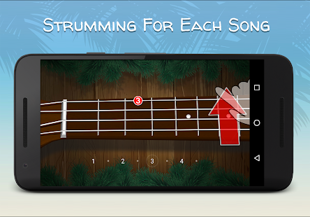 Ukulele Christmas And New Year Screenshot