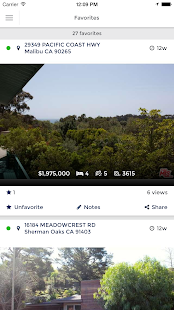 Crystal Cove Home Values - screenshot