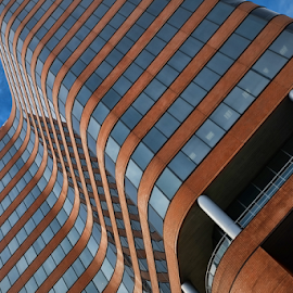 Flow Building Maryland by Ferdinand Ludo - Buildings & Architecture Office Buildings & Hotels ( maryland, nice perspective building, downtown baltimore, usa )