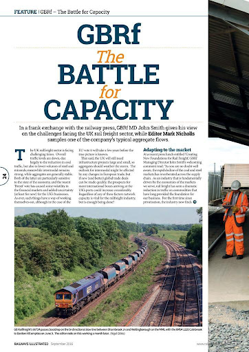 Railways Illustrated - screenshot