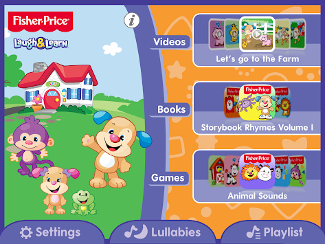 Laugh & Learn™ Puppy's Player APK screenshot thumbnail 1