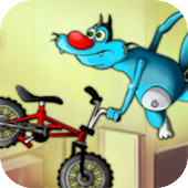 Download Oggy the Racing APK for Android Kitkat