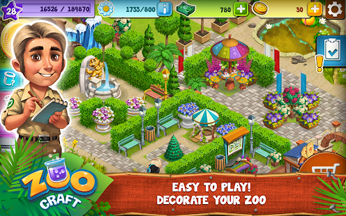 Game ZooCraft apk for kindle fire