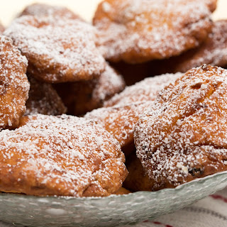 Cinnamon Fritters