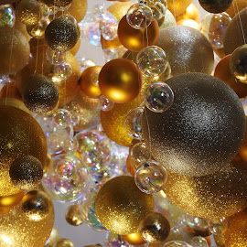 Bubbles by Diana Fay - Public Holidays Christmas ( #southwind, #humblyblessed, #2018, #wnc, #biltmore )