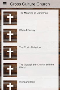 Cross Culture Church - CO - screenshot